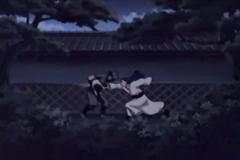 Asesinato del ninja de Kumogakure