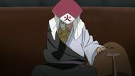 Danzō como Hokage