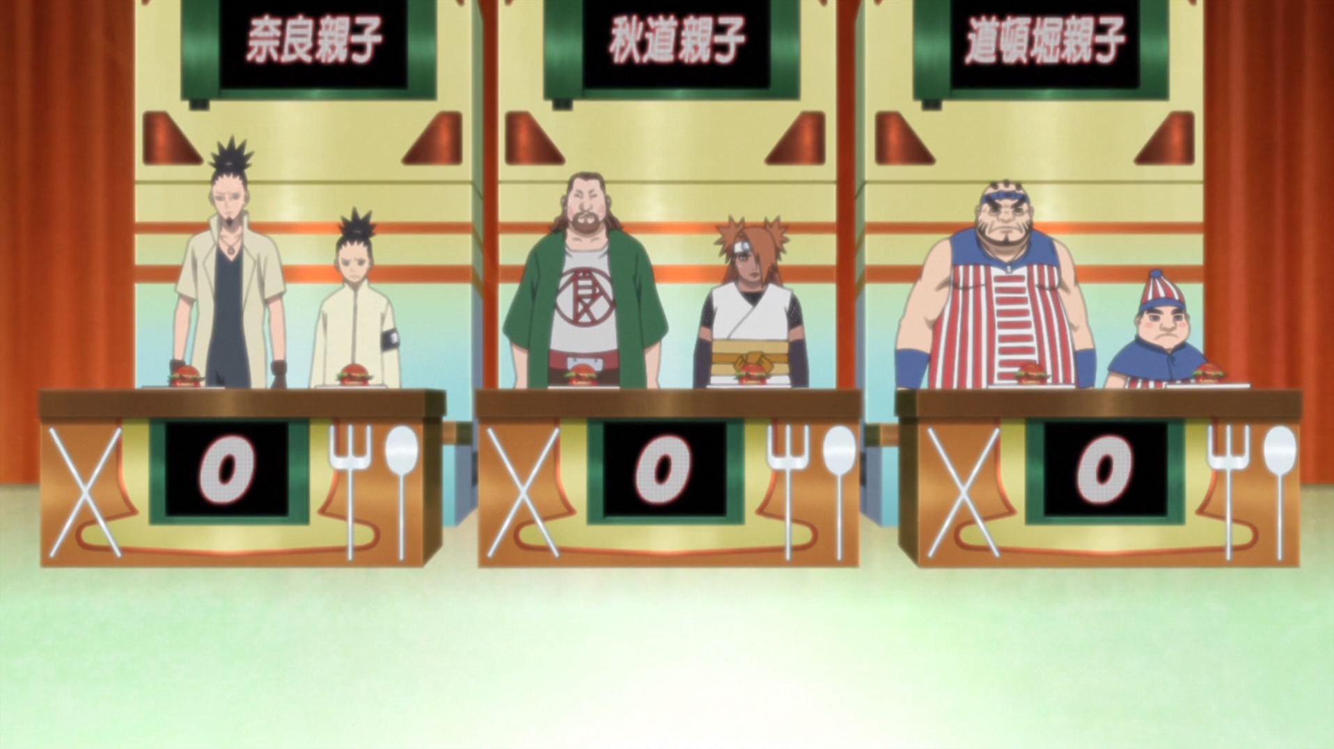 A Heaping Helping! The Eating Contest! | Narutopedia