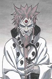 Hagoromo Ōtsutsuki (Colorido)