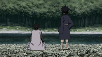 Hashirama and Madara