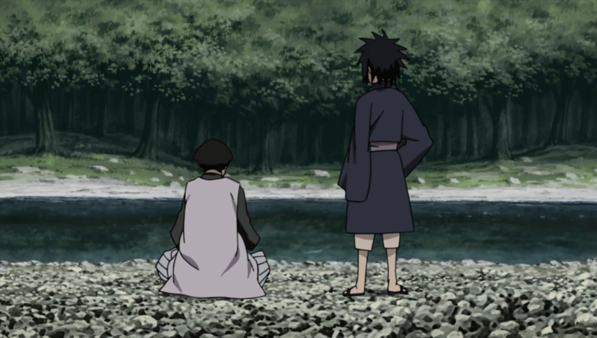 Hashirama and Madara (episode) | Narutopedia | FANDOM powered by Wikia