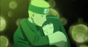 Naruto le dice a Hinata que quiere estar con ella