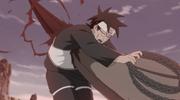 O Hachibi acerta o Pai de Motoi