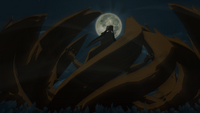 Onda de Choque da Besta com Cauda (Kurama-Game)