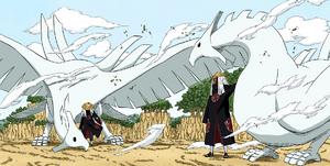 Arcilla Explosiva Pájaros Gemelos Manga