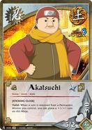 Carta Naruto Storm 3 Akatsuchi