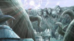 Deus - Natividade de um Mundo de Árvores