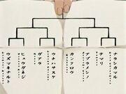 Estructura de la Tercera Prueba