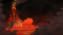 Kaguya's Lava Dimension