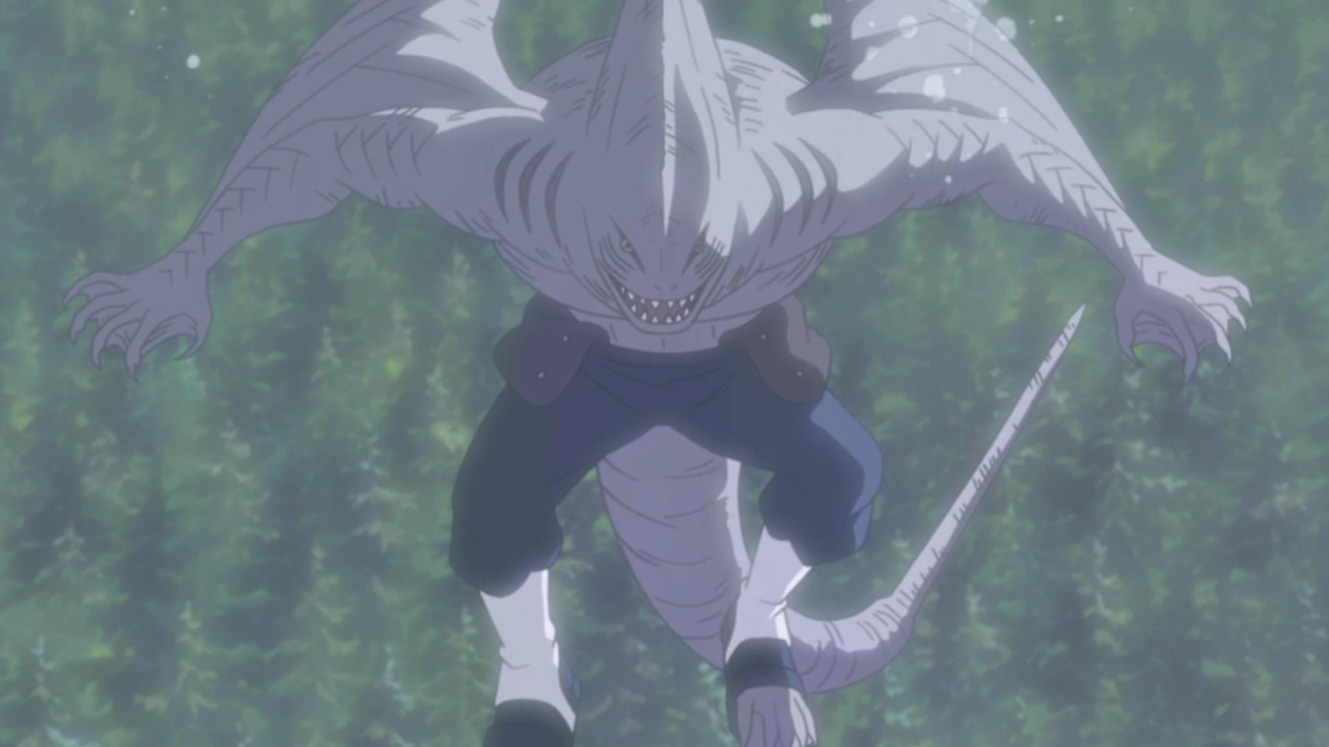 Kisame Hoshigaki Narutopedia Fandom