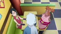 Mitsuki and the girls