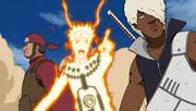 Naruto dá suporte à Primeira Divisão
