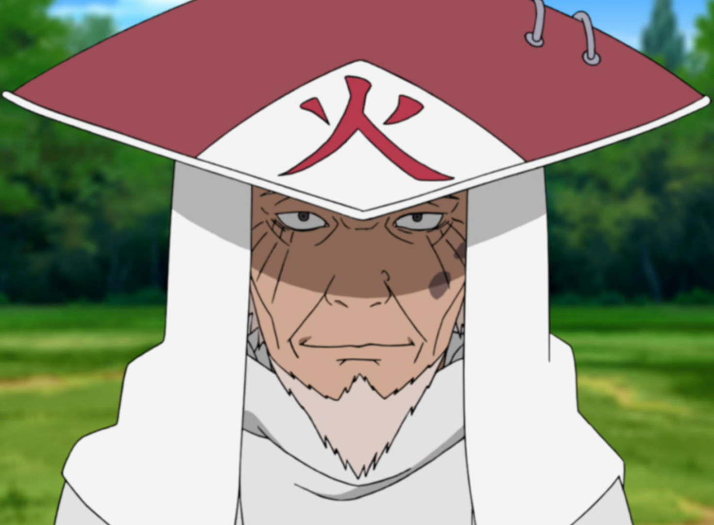 Naruto Shippuden Cosplay Cosstume Accessory Leaf Village Hokage Tsunade Hat