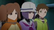 Namida, Sumire e Wasabi na Usina