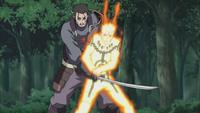 Naruto vs Tatewaki