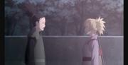 Shikamaru pide una cita a Temari