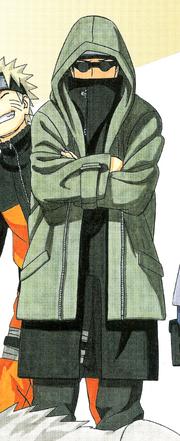 Shino dans la partie II