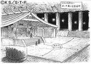 Arte Pierrot - Confronto de Madara X Mu e Onoki