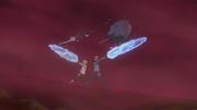 Boruto y Kagura derrotan a Shizuma