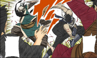 Matança Silenciosa de Haku (Mangá)