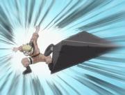 Naruto Attacks Zabuza