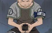 Shikamaru Pensando