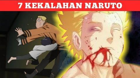 7 KEKALAHAN NARUTO dari Karakter Lain (Boruto Naruto Next Generation)