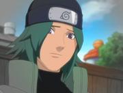 Aoi como um Shinobi de Konoha