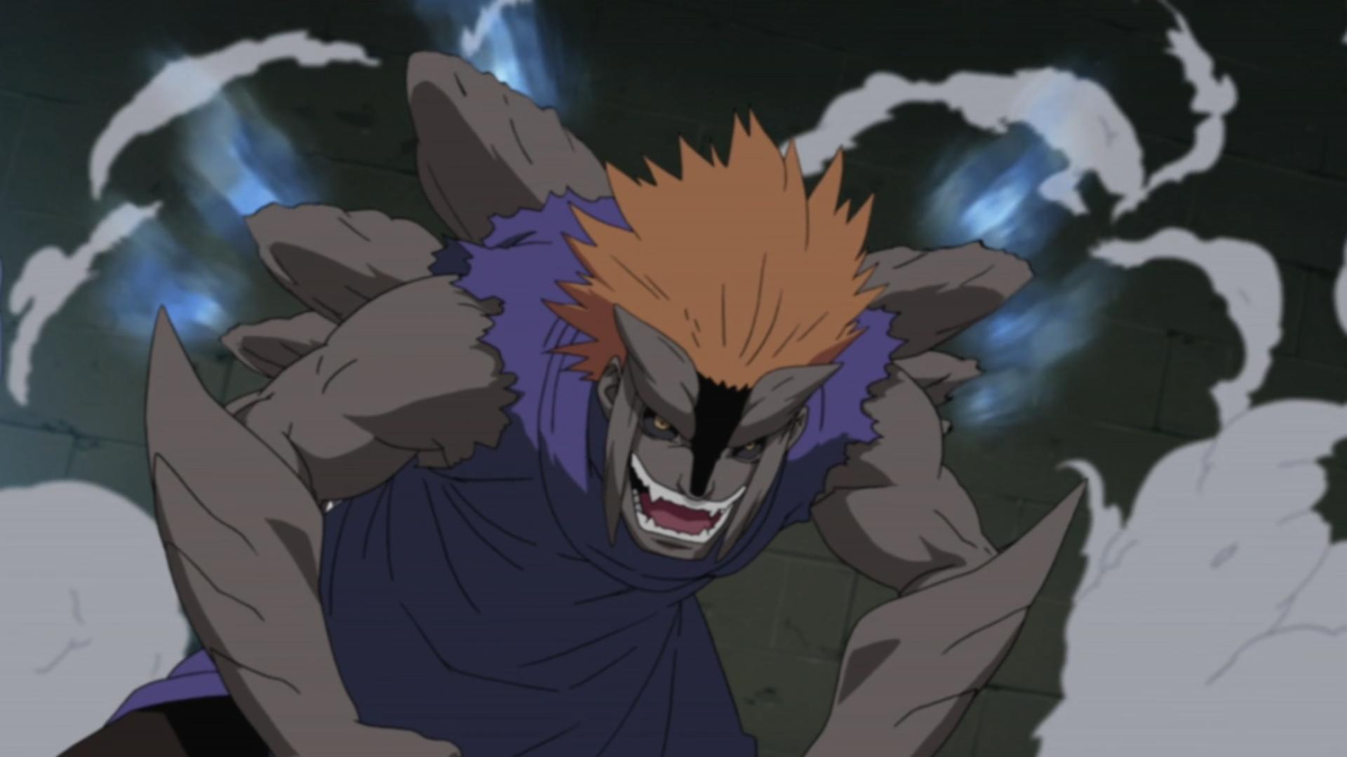 Naruto Jugo Zona Naruto