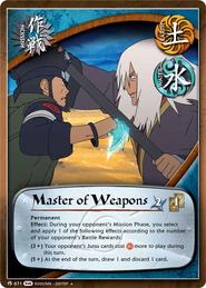 Maestros de Armas FotS