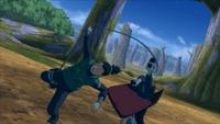 Mecanismo de Kunai Escondida (Shikamaru - Game)