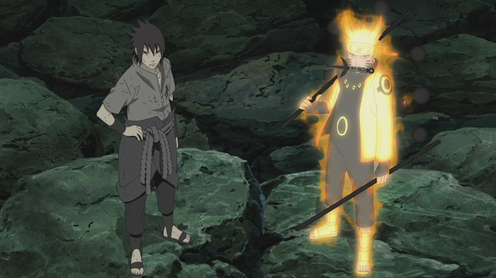 Birth of the Ten-Tails' Jinchūriki | Narutopedia | FANDOM