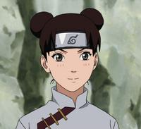 Tenten Parte II Anime