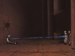 Two Heartbeats Kabuto's Trap