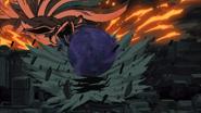 Bola da Besta com Cauda Instantânea (Kurama)