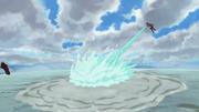 Elemento Agua Cuerno de Agua Anime