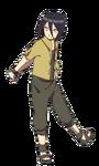 Hanabi - 10 anos (Render)