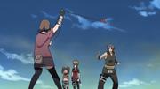 Shira contre Matsuri