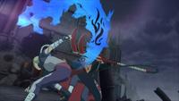 Cauda da Besta com Cauda (Yugito - Game)