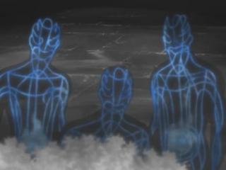 Chakra Ghosts