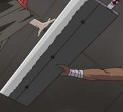 Espada Cutelo Corpo