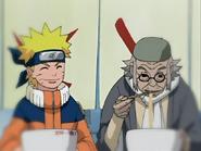 Naruto e Gennō no Ichiraku