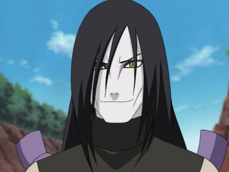 Orochimaru | Narutopedia Indonesia | FANDOM powered by Wikia
