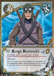Raiga Kurosuki Carta