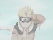 A chegada de Naruto