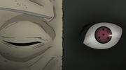 Black Zetsu's sharingan