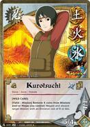 Carta Naruto Storm 3 Kurotsuchi