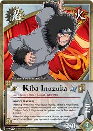 Kiba Inuzuka FotS