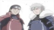 Los maestros de Hiruzen, Hashirama y Tobirama